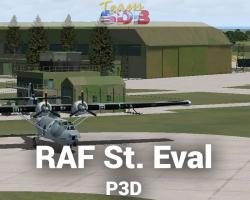 RAF St. Eval for P3D