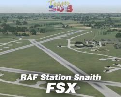 RAF Station Snaith (1943) Scenery for FSX/P3D