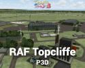 RAF Topcliffe Scenery for P3D