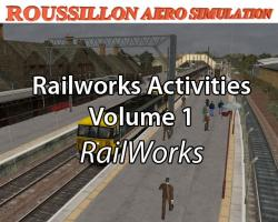 Railworks Activities Vol. 1 for Railworks