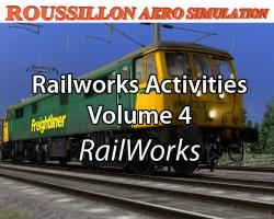 Railworks Activities Vol. 4 for Railworks