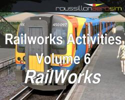 Railworks Activities Vol. 6 for Railworks