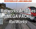 Railworks Activities Mega Pack