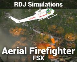 Aerial Firefighter Missions for FSX