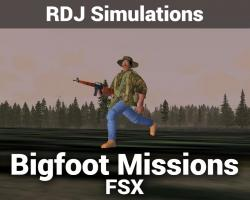 Bigfoot Hunter Missions