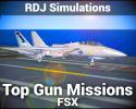Top Gun Missions for FSX