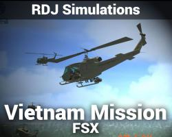 Vietnam Missions for FSX/P3D