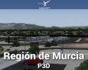 Región de Murcia Airport (LEMI) Scenery for P3D