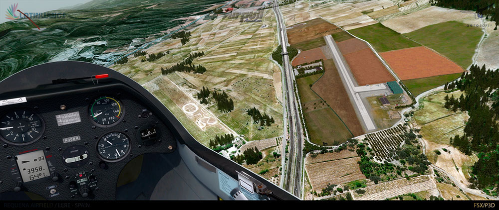 Requena X Scenery for FSX/P3D