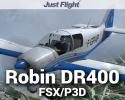 Robin DR400 for FSX/P3D