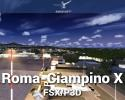 Roma-Ciampino X Scenery for FSX/P3D