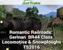 Romantic Railroads: German BR44 Class Locomotive & Snowploughs for TS2016
