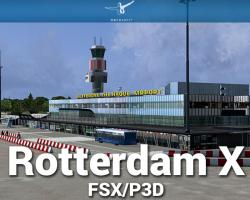 Rotterdam X Scenery for FSX/P3D