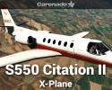 Cessna S550 Citation II for X-Plane