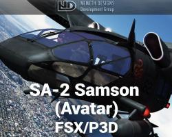 Aerospatiale SA-2 Samson (Avatar)