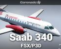 Saab 340 for FSX/P3D