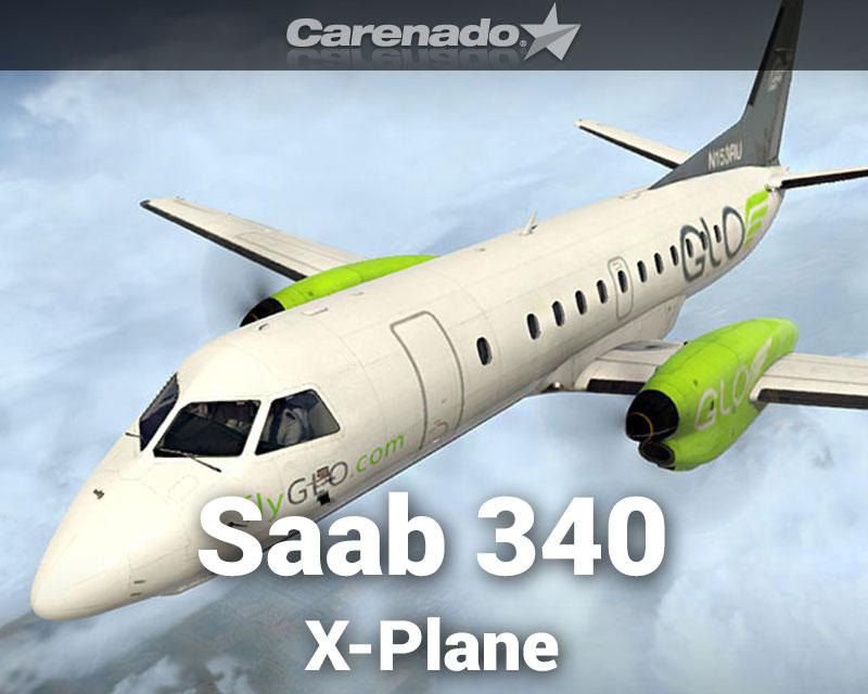 Saab 340 for X-Plane 11