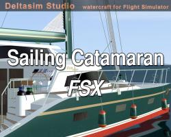 Sailing Catamaran for FSX