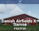 Danish Airfields X: Samsø Scenery for FSX/P3D