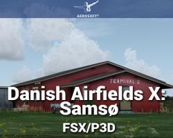 Danish Airfields X: Samsø Scenery