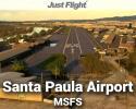 Santa Paula Airport (KSZP) Scenery for MSFS