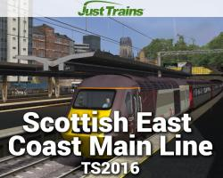 Scottish East Coast Main Line for TS2016