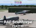 RAF Sculthorpe Scenery for FSX/P3D
