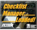 Checklist Manager for FS2004