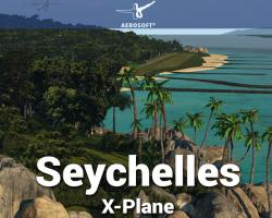 Seychelles Scenery for X-Plane