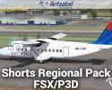 Shorts Regional Pack for FSX/P3D