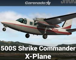 Aero Commander 500S Shrike Commander HD Series