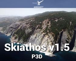 Skiathos Scenery for P3D