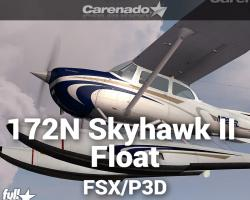 Cessna 172N Skyhawk II Float