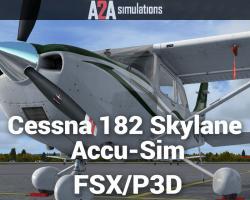 Cessna 182 Skylane Accu-Sim