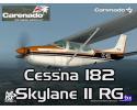 Cessna 182 Skylane II RG for FSX