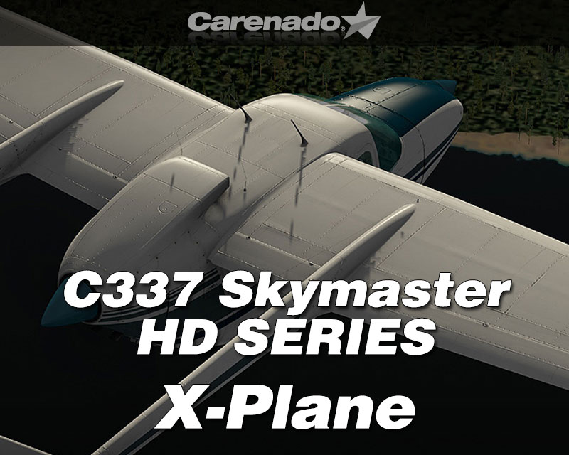C337 Skymaster HD Series for X-Plane