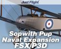 (Rara-Avis Sim) Sopwith Pup Naval Expansion for FSX/P3D