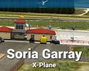 Spanish Airfields: Soria Garray for X-Plane