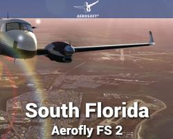 USA South Florida Scenery for Aerofly FS 2