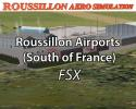 Roussillon Airports (South of France) Scenery for FSX