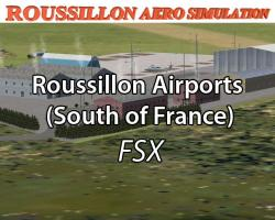 Airports (South of France) Scenery