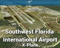 Southwest Florida International Airport Scenery