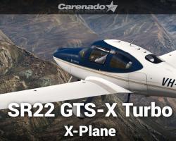 Cirrus SR22 GTS-X Turbo