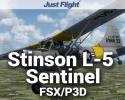 Stinson L-5 Sentinel for FSX/P3D