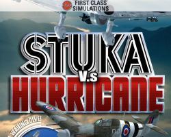 Stuka vs. Hurricane