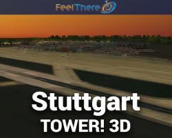 Stuttgart (EDDS) Expansion for Tower! 3D