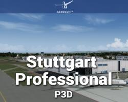 German Airports: Stuttgart Professional for P3D