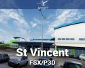 St Vincent Scenery for FSX/P3D