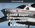 Carenado C208B Super Cargomaster Expansion for X-Plane