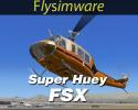 Super Huey for FSX/P3D